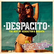 Despacito-the Best of Reggaeton & Bachata Vol.1