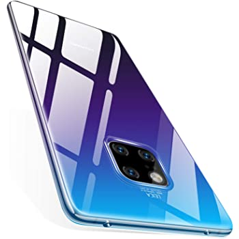 official photos f49db ce0a8 Caseflex Case For Huawei Mate 20 Pro, Crystal: Amazon.co.uk: Electronics