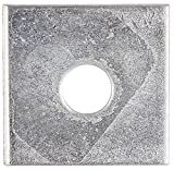 Timco WS8403Z Bzp piastra quadrata rondella 10x 40x 5–zinco (confezione da 100)