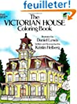 Victorian House Coloring Book