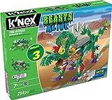 K'NEX 34484 - construcción bestia Alive Tri-Stego Conjunto con motor, multicolor
