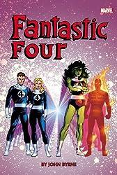 Fantastic Four by John Byrne Omnibus Volume 2 by John Byrne (17-Dec-2013) Hardcover