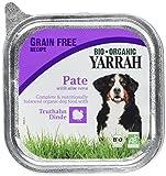 Yarrah Pate Truthahn Aloe Vera 150g Bio Hundefutter