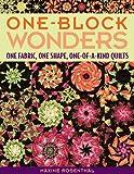 Die besten Kinder-Quilts - One Block Wonders: One Fabric, One Shape, One-of-a-Kind Bewertungen