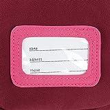 Lässig Mini Sling Chest Bag Kinder Schulter-Rucksack Brust-Umhängetasche Crossbody mit eine Gurt, Blossy Pink