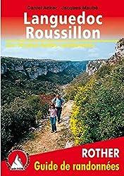 Languedoc-Roussillon. Les 50 plus belles randonnées (Rother Guide de randonnées)