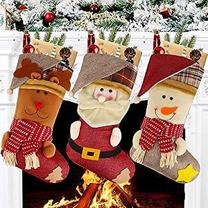 Calcetín de Navidad Juego de