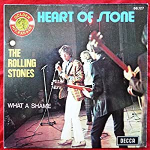 Heart Of Stone - Golden Hit-Parade Sleeve