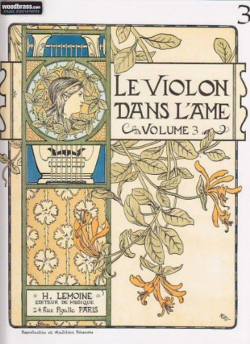 Violon dans l'âme Volume 3