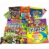 Die besten Schokolade Geschenkkörbe - Großer American Candy Geschenkkorb | Retro Süßigkeiten und Bewertungen