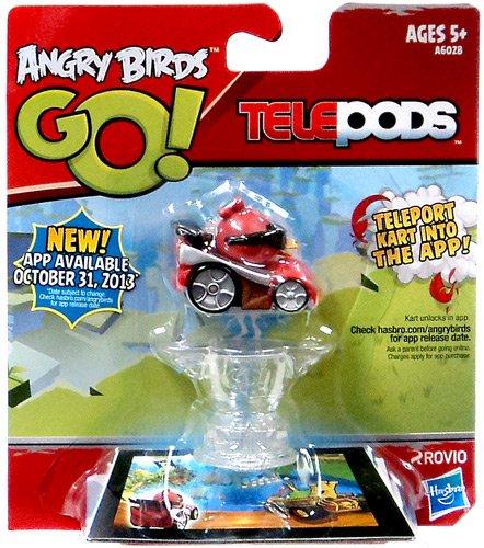 Hasbro Angry Birds GO! Telepods Red Bird Kart