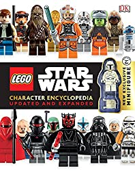 LEGO® Star Wars™ Character Encyclopedia Updated and Expand: With Minifigure