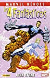 Los 4 Fantásticos De John Byrne 2 (Marvel heroes)
