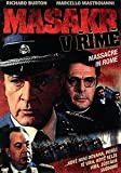 Massacre in Rome - Richard Burton [DVD] [1973]