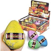 Huevos de dinosaurio Juguete para niños Hatch Crecimiento de agua Dino Dragon para niños Pack de