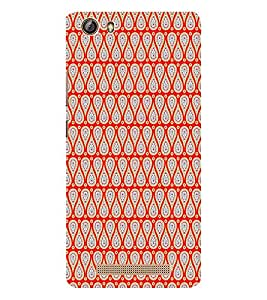 EPICCASE red bindi Mobile Back Case Cover For Gionee Marathon M5 lite (Designer Case)