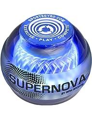 Classic Powerball ® Supernova lumières-Blanc/bleu fluo