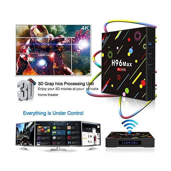 2018-4K-TV-Box-Android-714G-64Gh96-Max-Android-71bote-TV-4K-avec-RK3328-Quad-Core-chipset-64-Bits-24G5G-WiFi3D4K-HDH265Bluetooth-40
