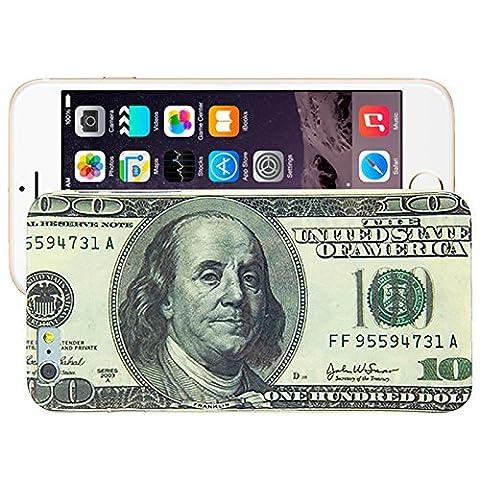 smartprotectors. Premium en TPU souple/Case/Coque pour iPhone 6Plus & 6S Plus–Rétro Dollars