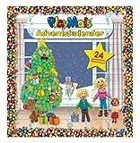 Image of PlayMais 160526 - PlayMais Mosaic Adventskalender, bunt