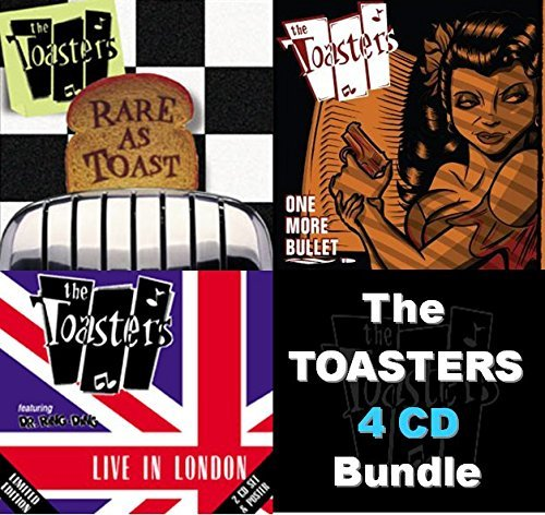 The Toasters - 3 CD Bundle, Inc FREE CD!! by The Toasters