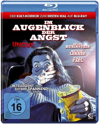 Im Augenblick der Angst (Uncut) [Blu-ray] (Vs Freitag Der Halloween 13)
