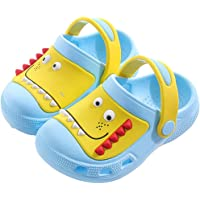 Kids Clogs Mules Garden Shoes Boys Girls Cute Slippers Sandals Summer Beach Pool Shoes Size