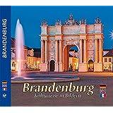 Farbbild-Wanderungen durch Brandenburg - Texte in deutsch, englisch, französisch