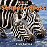 Pop-Up Creatures: Stripes to Spots by Jennifer Barry (2012-05-08)