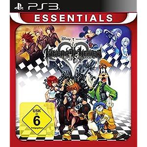 Kingdom Hearts HD 1.5 Remix Essentials