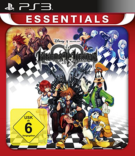 Kingdom Hearts HD 1.5 Remix Essentials (Ps3-disney-universum)