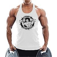 Cabeen Uomo Canotta Bodybuilding Canottiera Sportivo Palestra Tank Top