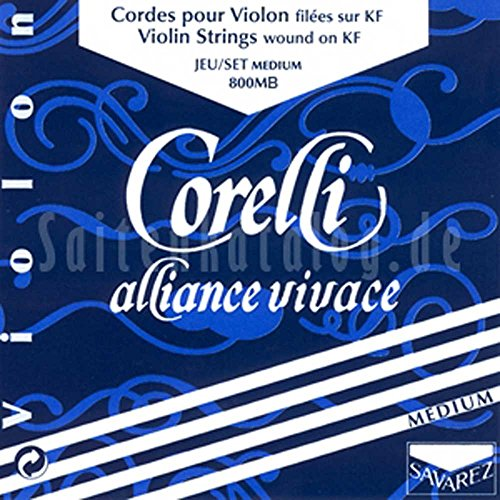 CORELLI VIOLíN ALLIANCE VIVACE 800MB MEDIA