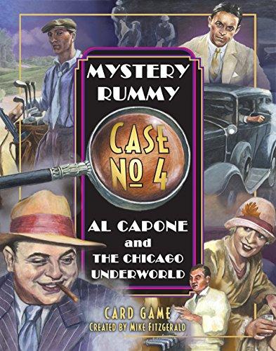 Eagle-Gryphon Games EAG01471 Brettspiel Mystery Rummy: Al