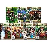 Robin Hood - Schlitzohr von Sherwood DVD 1-3 (Starter Box) + 4+ 5+ 6+ 7+ 8 + 9 im Set - Deutsche Originalware