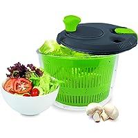 NERTHUS FIH 018 018-Centrifugeuses salades de 20 cm de diamètre, avec Fermeture de sécurité et 2 Sorties/entrées pour…