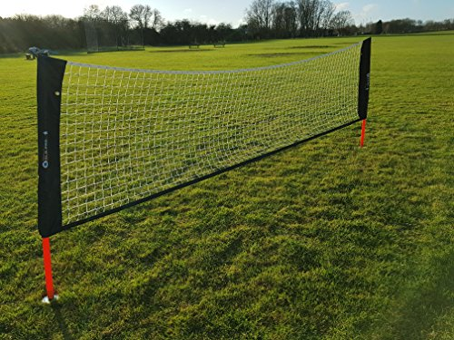Fußball Tennis Kopf/Fuß Badminton Volleyball Net nur solo-pro 3Meter