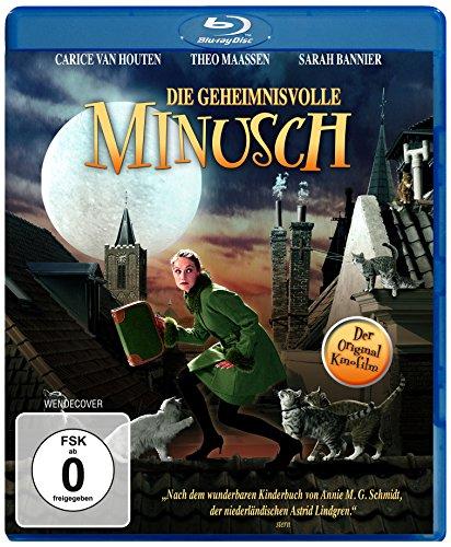 Die geheimnisvolle Minusch (Blu-ray) (Erwachsene Handwerk Legen)