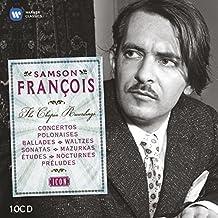 Icon : Samson François, les enregistrements Chopin (Coffret 10 CD)