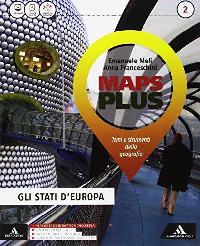 Maps plus. Per la Scuola media. Con e-book. Con espansione online. Con 2 libri: Fascicolo-Atlante