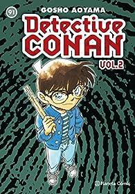 Detective Conan II nº 91 par Gosho Aoyama