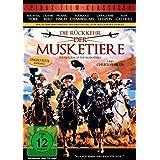 Die Rückkehr der Musketiere (The Return Of The Musketeers) - Die ungekürzte Fassung des Abenteuerfilms mit Starbesetzung nach dem Roman von Alexandre Dumas