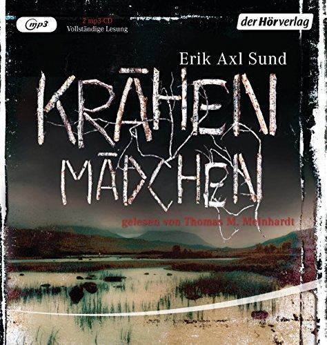 Buchseite und Rezensionen zu 'Krähenmädchen' von Erik Axl Sund