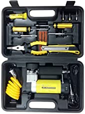 Destorm AF6566 Portable Car Emergency Tool Kit (Black)