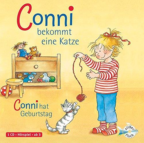 Schneider, Liane : Conni bekommt eine Katze / Conni hat Geburtstag, 1 (Hat Katze Geburtstag)