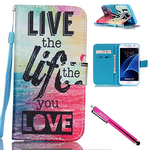 coque-galaxy-s7-firefish-kickstand-flip-folio-wallet-cover-resistance-aux-chocs-shell-de-protection-