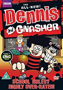Dennis and Gnasher - School Rules? Highly Over-rated [DVD]
