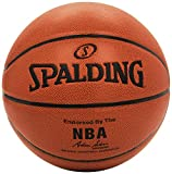Best Basketballs - Spalding NBA Silver Indoor/Outdoor Basketball - Orange, Size Review