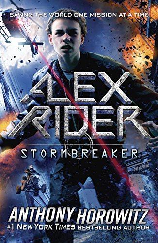 Stormbreaker: An Alex Rider Adventure