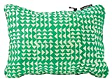 Therm-a-Rest Compressible Travel Pillow for Camping, Backpacking, Airplanes and Road Trips, Pistachio, Medium: